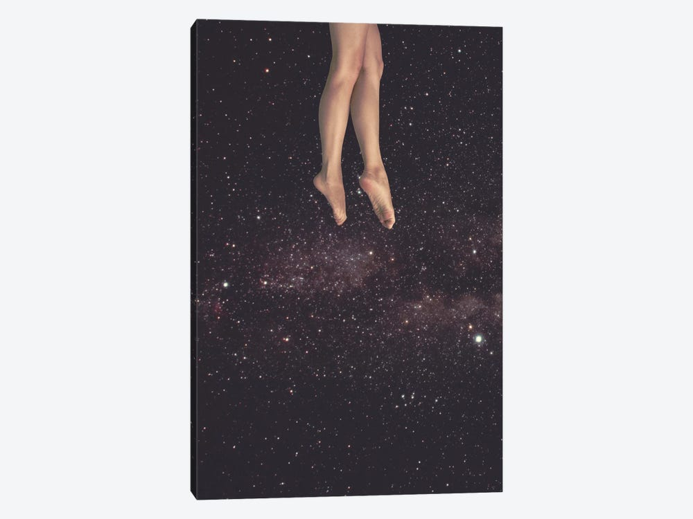 Hanging In Space by Fran Rodriguez 1-piece Canvas Art