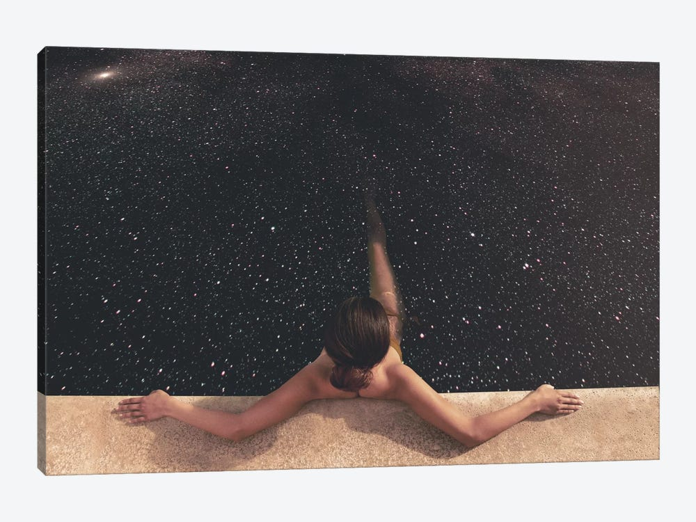 Holynight by Fran Rodriguez 1-piece Art Print