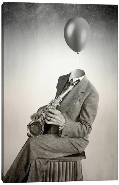 Jazz Canvas Print #FRO18