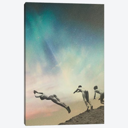 Kids Canvas Print #FRO19} by Fran Rodriguez Canvas Art Print