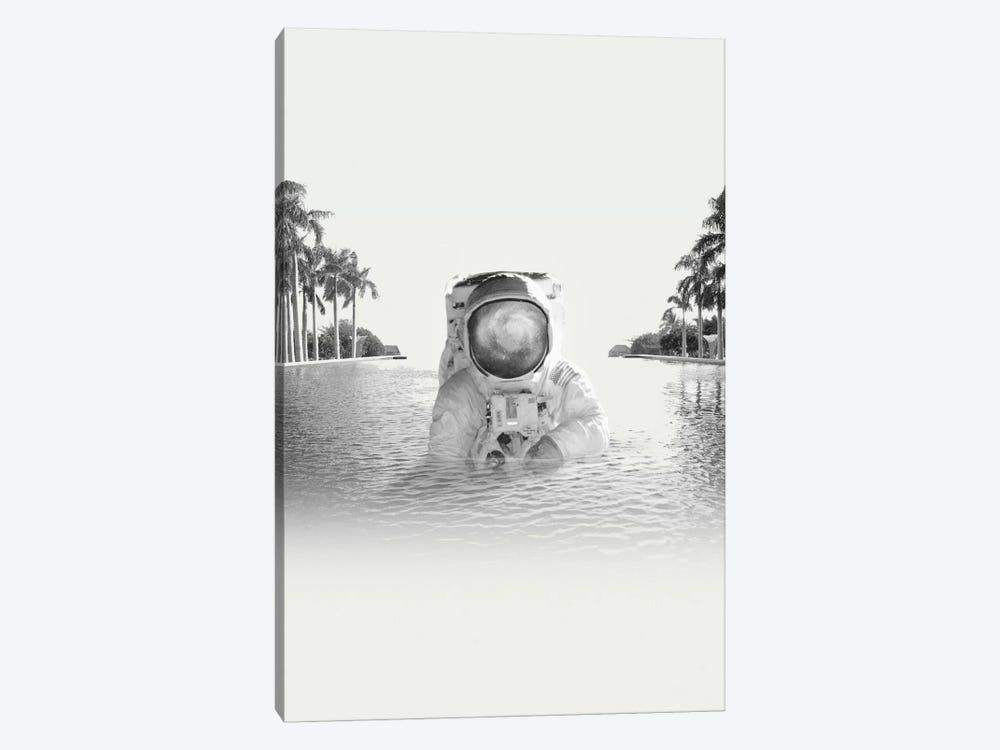 Astronaut by Fran Rodriguez 1-piece Canvas Print