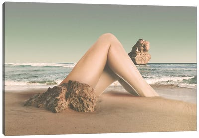 Legs I Canvas Print #FRO21