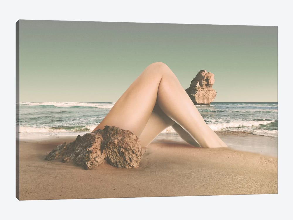 Legs I by Fran Rodriguez 1-piece Art Print