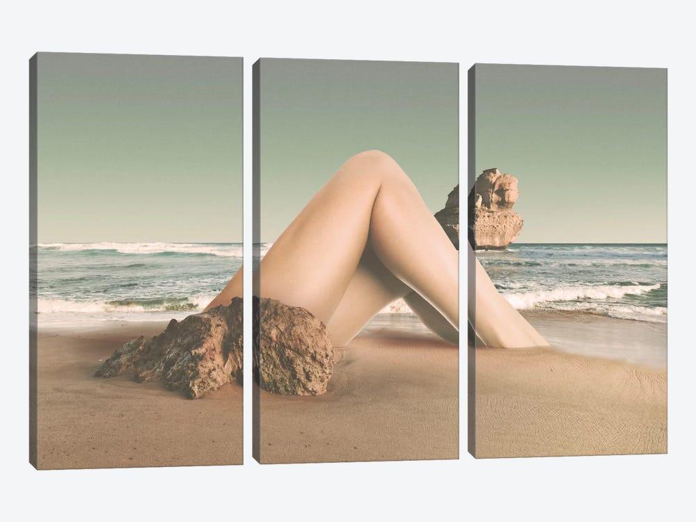 Legs I by Fran Rodriguez 3-piece Art Print