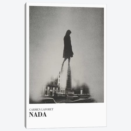 Nada Canvas Print #FRO24} by Fran Rodriguez Canvas Print