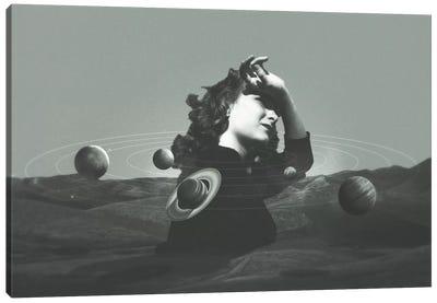 Orbits I Canvas Art Print