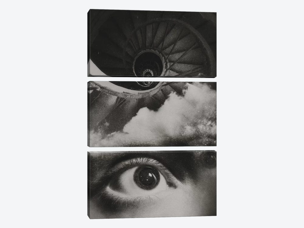 Perception by Fran Rodriguez 3-piece Canvas Wall Art