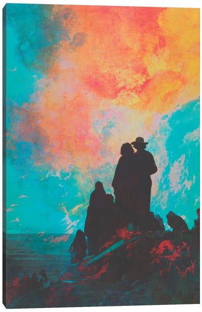 Pioneers Canvas Art Print