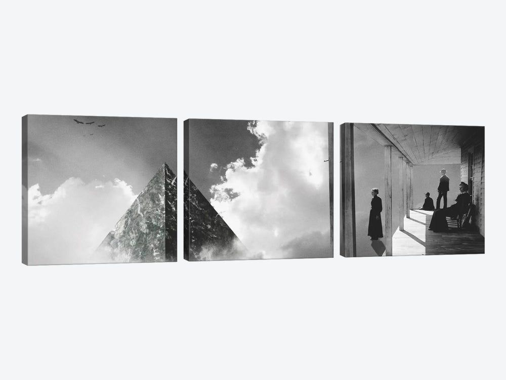 Sighting by Fran Rodriguez 3-piece Art Print