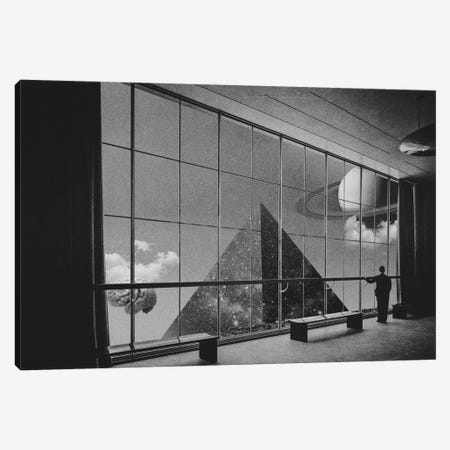 Sighting III 3-Piece Canvas #FRO31} by Fran Rodriguez Art Print
