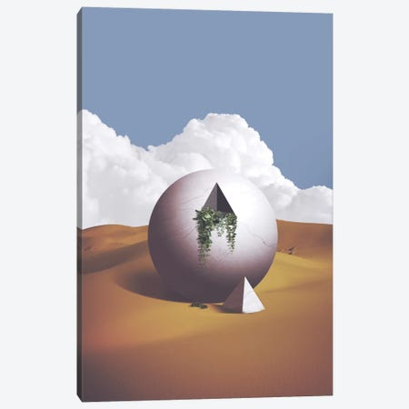Spacemen Canvas Print #FRO35} by Fran Rodriguez Canvas Art