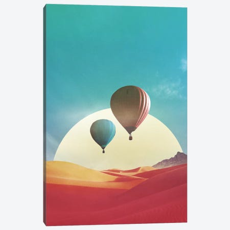 Stereolab Canvas Print #FRO36} by Fran Rodriguez Canvas Art