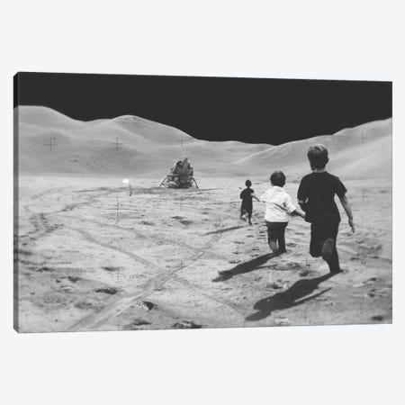 Take Me Home Canvas Print #FRO38} by Fran Rodriguez Art Print