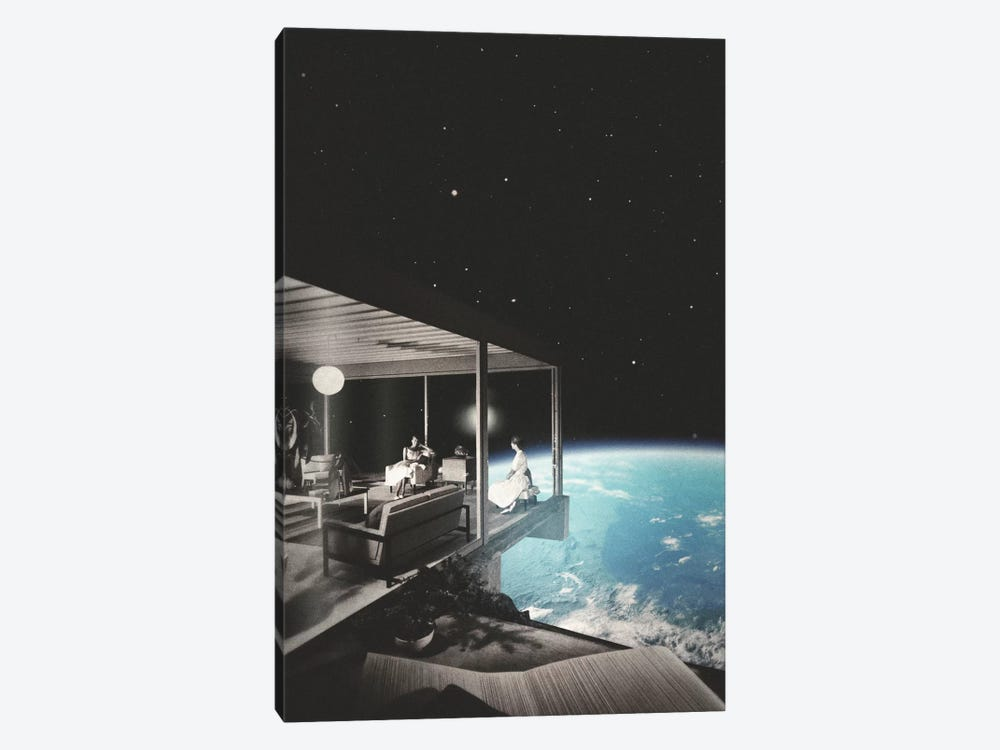 The View by Fran Rodriguez 1-piece Canvas Artwork