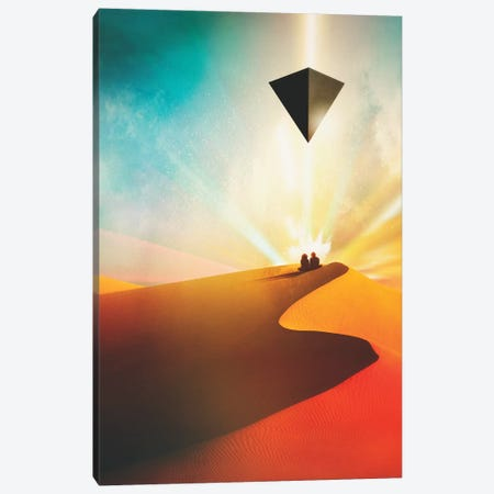 Dune Canvas Print #FRO44} by Fran Rodriguez Canvas Print