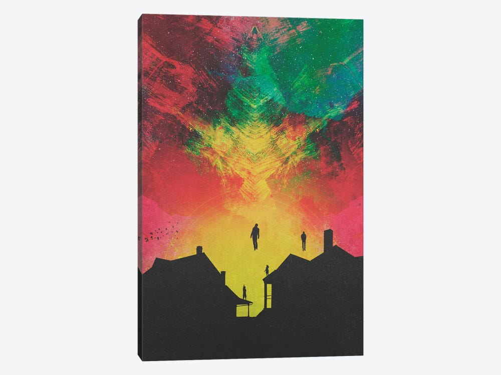 Abducted by Fran Rodriguez 1-piece Canvas Wall Art