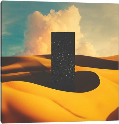 Monolith I Canvas Art Print