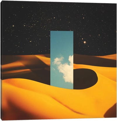 Monolith II Canvas Art Print