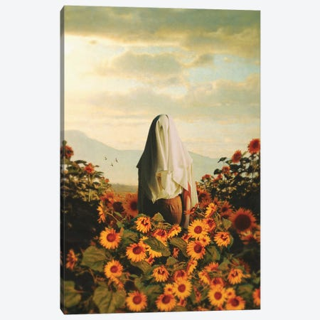 Groc Canvas Print #FRO74} by Fran Rodriguez Canvas Artwork