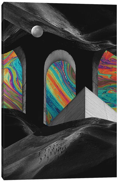 Hoc Canvas Art Print