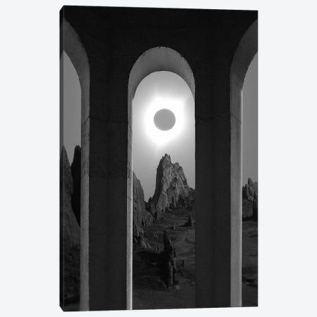 Noir Canvas Print #FRO79} by Fran Rodriguez Canvas Print