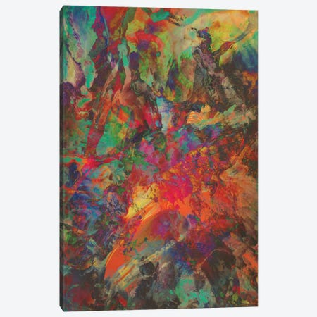 Feed Your Head I Canvas Print #FRO8} by Fran Rodriguez Canvas Art
