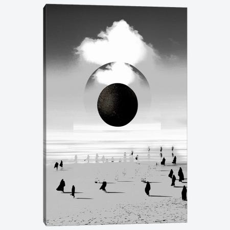 Mistery Canvas Print #FRO97} by Fran Rodriguez Canvas Artwork