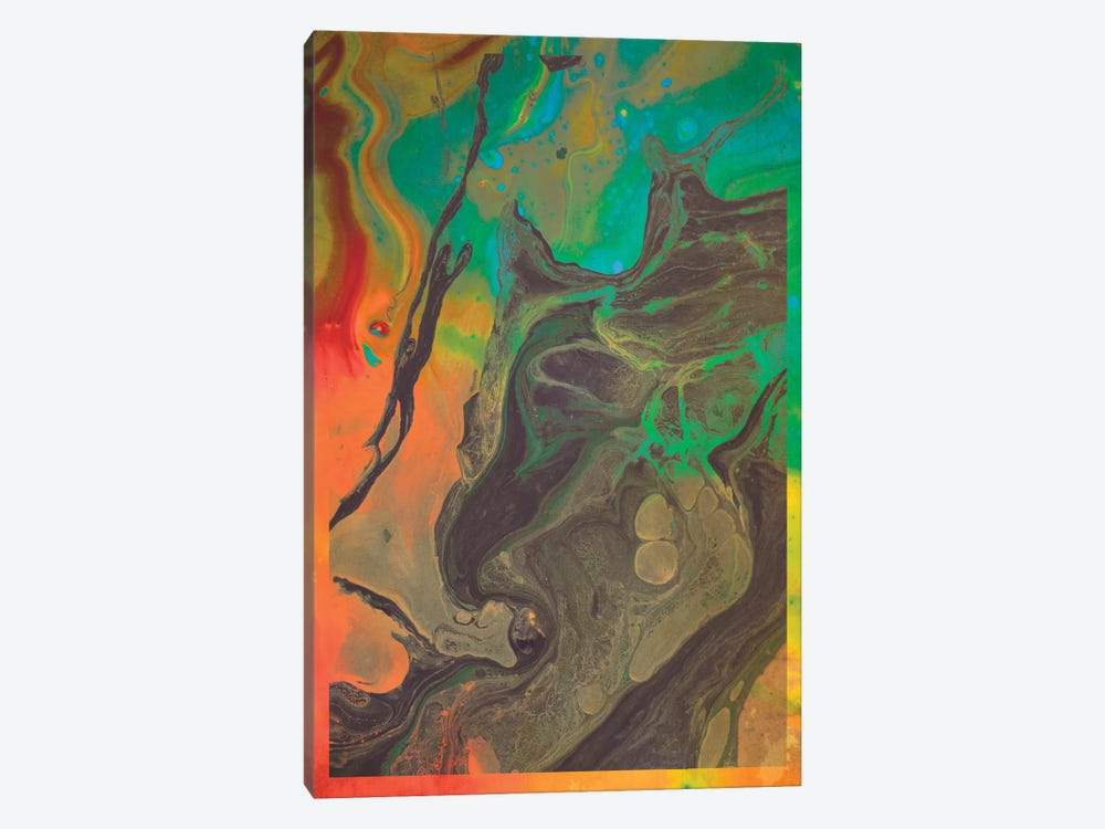 Feed Your Head II by Fran Rodriguez 1-piece Canvas Print