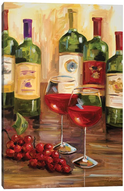 Chianti I Canvas Art Print