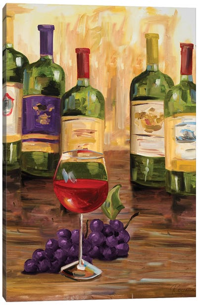 Chianti II Canvas Art Print
