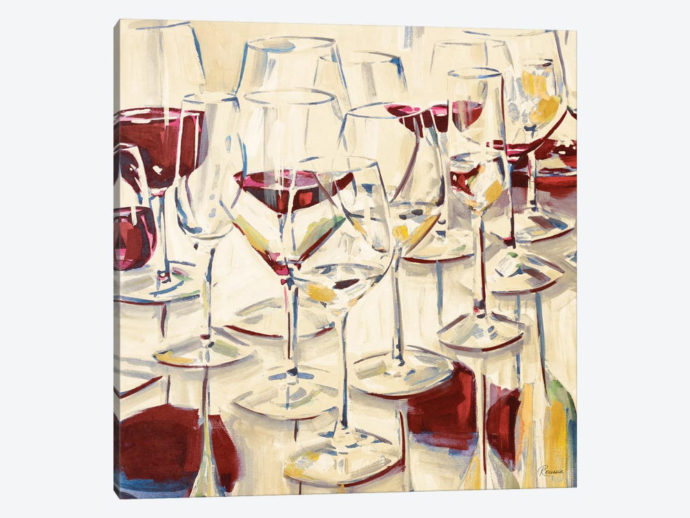 A Warm Toast II by Heather A. French-Roussia 1-piece Art Print