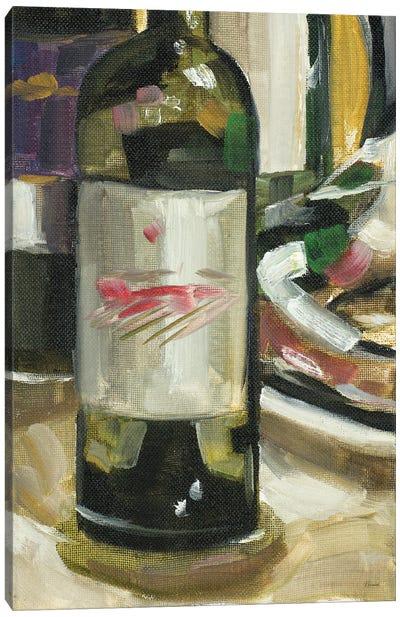 Cellar I Canvas Art Print