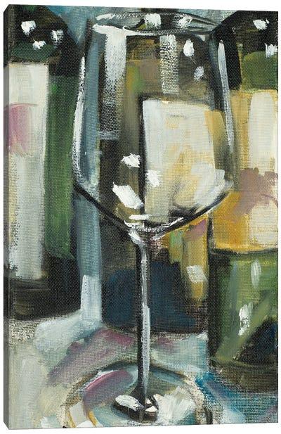 Pour the Wine Canvas Art Print