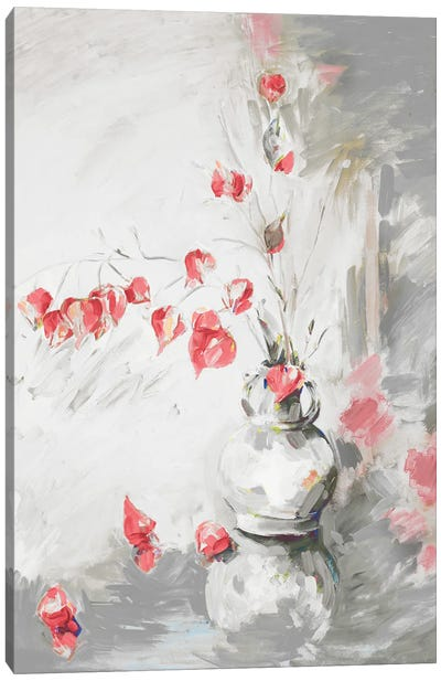 Red Roses I Canvas Art Print