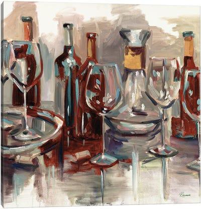 Wine Selections Canvas Art Print