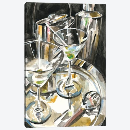 Wine Series III Canvas Print #FRR50} by Heather A. French-Roussia Canvas Art