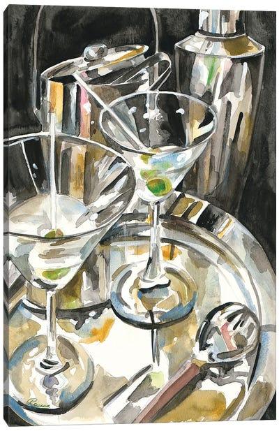 Wine Series III Canvas Art Print