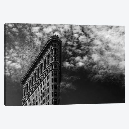 NYC, Flatiron Canvas Print #FRS1} by Francesco Santini Canvas Print