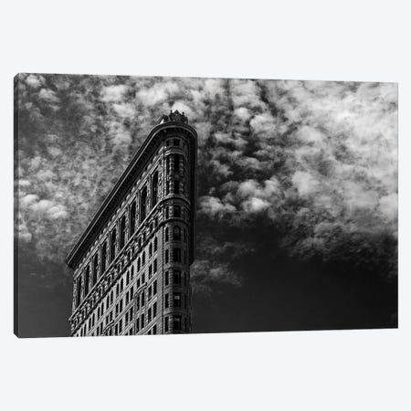 NYC, Flatiron Canvas Print #FRS1} by Francesco Santini Canvas Print