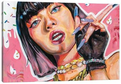 Blackpink Lisa Canvas Art Print