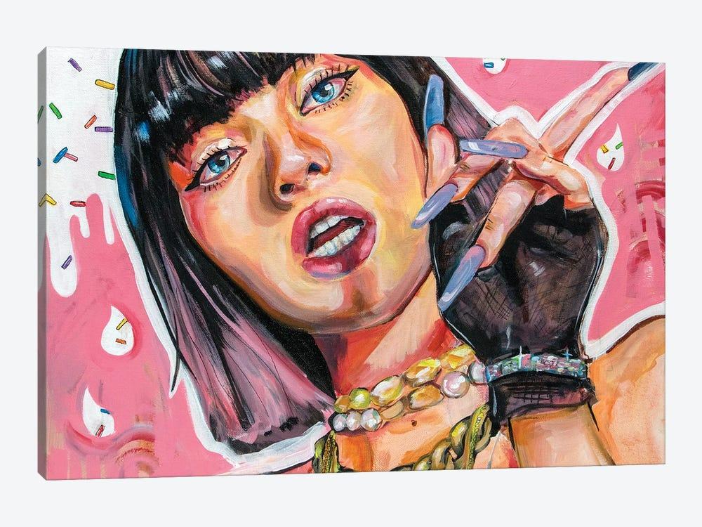 Blackpink Lisa by Forrest Stuart 1-piece Canvas Print