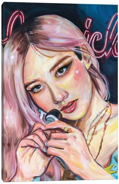 Blackpink Rosé I Canvas Art Print