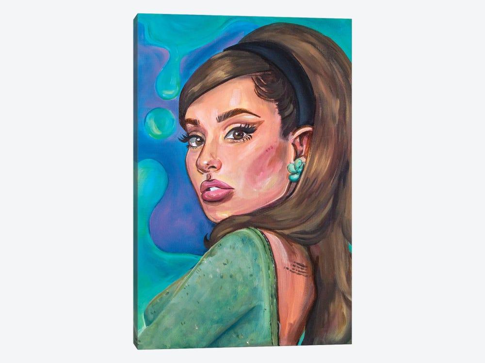 Ariana Grande II by Forrest Stuart 1-piece Canvas Art Print