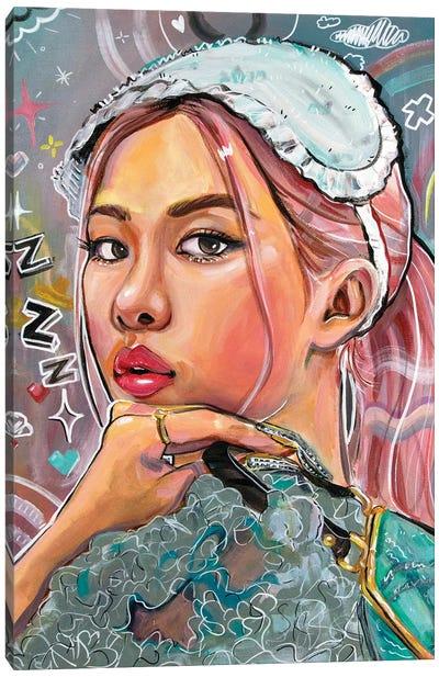 Blackpink Rosé II Canvas Art Print