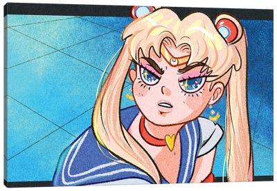 Sailor Moon Canvas Art Print