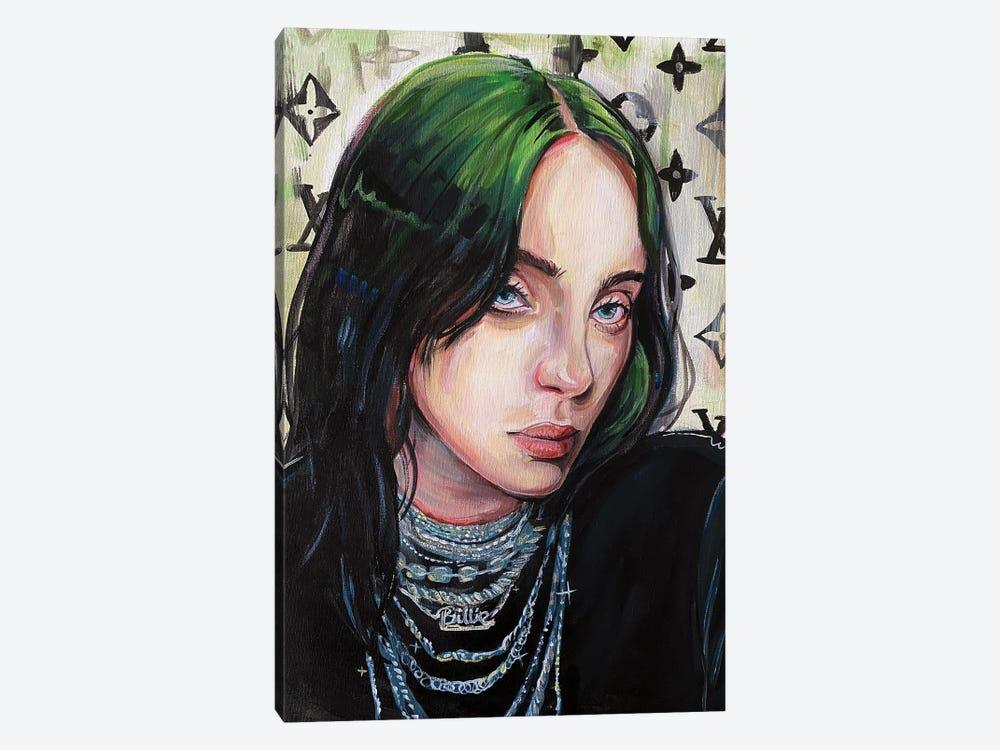 Billie Eilish by Forrest Stuart 1-piece Canvas Art Print