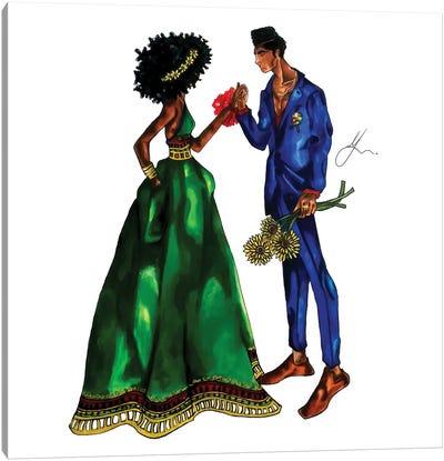 Cultural Appreciation: Stella & Kendrick Canvas Art Print