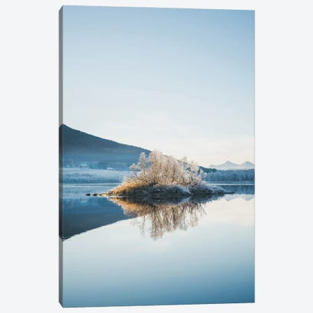 Fall Island Canvas Print #FSB11} by Steffen Fossbakk Canvas Print