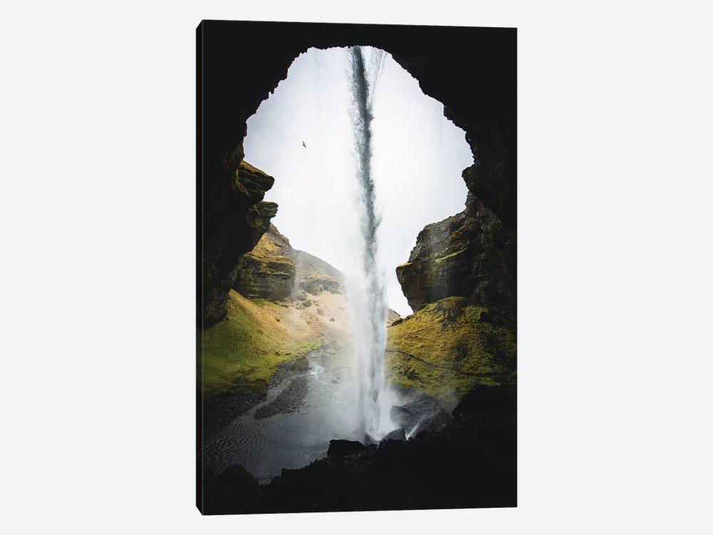 Icelandic Waterfalls I by Steffen Fossbakk 1-piece Canvas Artwork