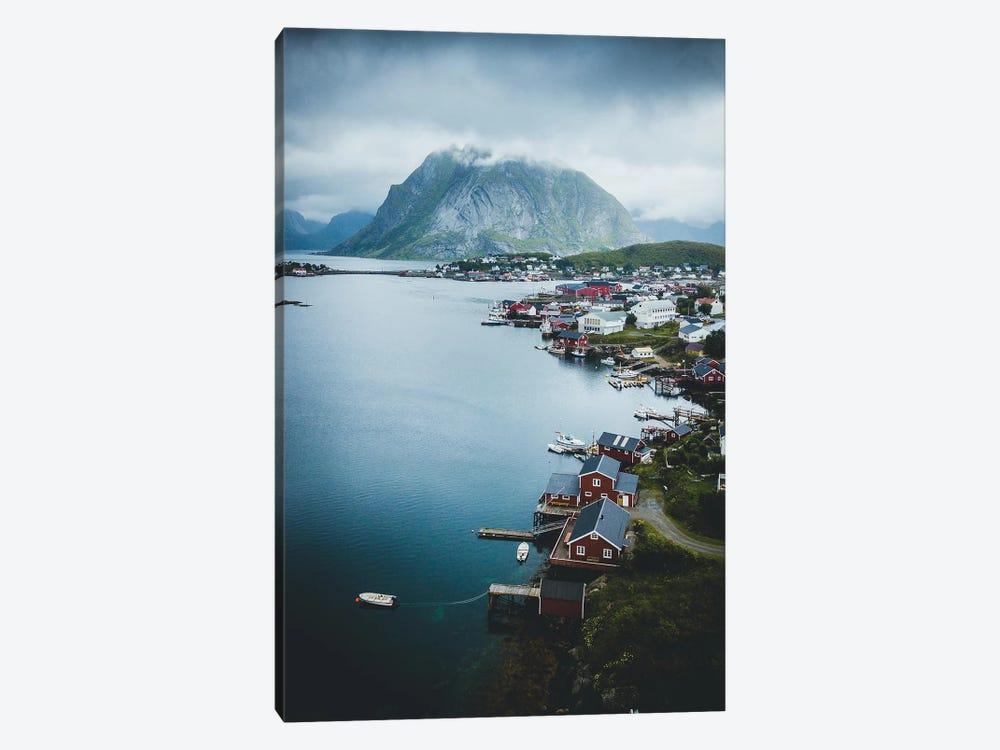 Reine, Lofoten, Norway by Steffen Fossbakk 1-piece Canvas Artwork